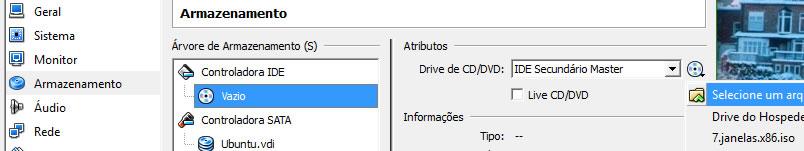 Drive Ubuntu